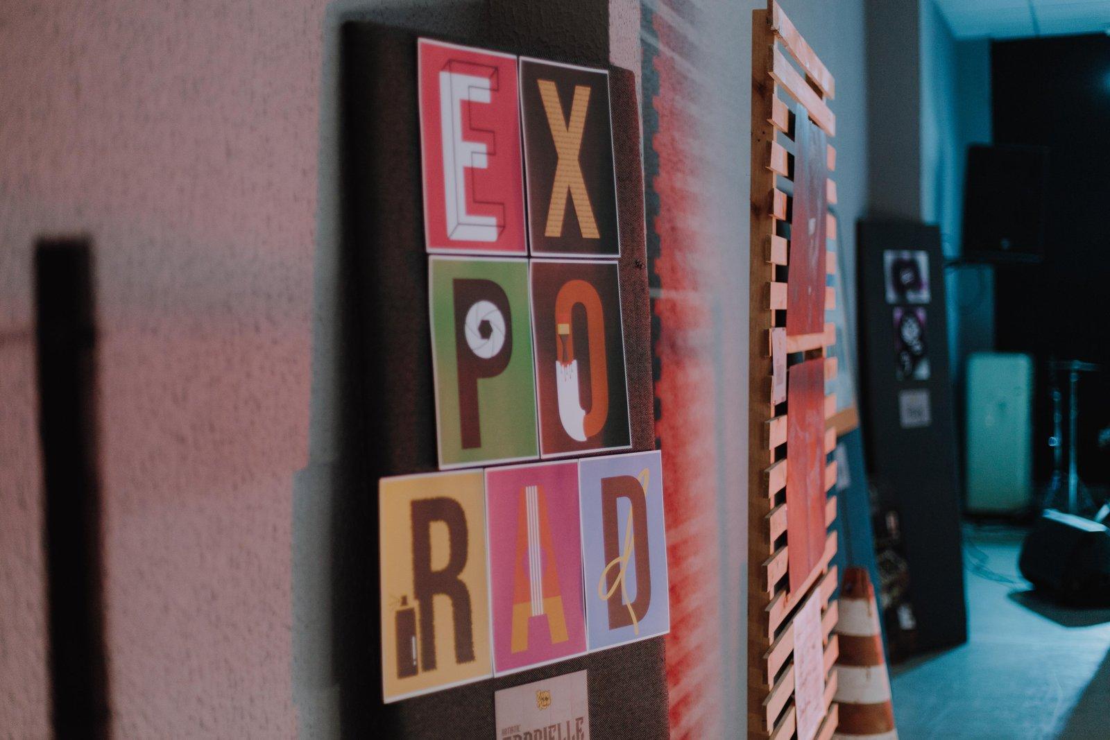 ExpoRAD - Exposição de Arte Urbana
