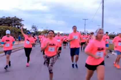 2º Setup Run tem participação de centenas de pessoas