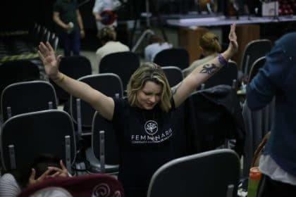 Femmenaria reúne centenas de mulheres na IBR
